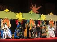 Los Reyes Magos llegarán el lunes a la estación de Adif en Irun para iniciar la cabalgata por la ciudad