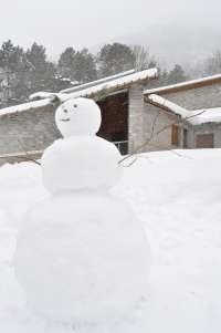 La alerta amarilla por bajas temperaturas continúa en las tres provincias aragonesas