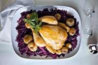 Recomiendan a los hipertensos sustituir la sal en su comidas navideñas por zumo de limón o especias