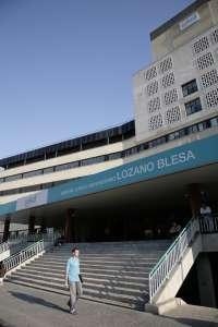 Una niña zaragozana, primer bebé aragonés nacido en 2015 en la red pública de hospitales