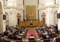 El Parlamento restablece en 2015 la retribución del complemento específico a sus empleados