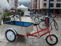 Abierta hasta este domingo en Etxebarri (Bizkaia) la exposición de 70 vehículos eléctricos