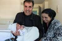 El primer niño nacido en 2015 en las Islas Baleares se llama Jossef