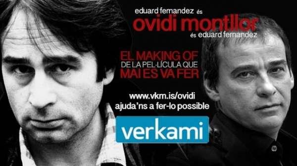 Lanzan una campaña de micromecenazgo para financiar un documental sobre Ovidi Montllor