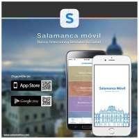 Salamanca ofrece una nueva aplicación móvil con información de servicios y la oferta turística