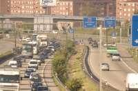 Un herido grave y 9 leves en los 31 accidentes registrados en Asturias este fin de semana