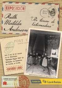 'Por tierras de Extremadura' reúne en Badajoz 32 imágenes de la región tomadas en 1928 por Ruth Matilda Anderson
