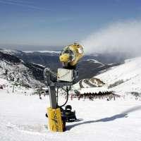 Valdezcaray abre este lunes doce pistas con 10,06 kilómetros esquiables