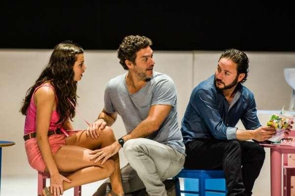 La comedia 'La vida resuelta', de los guionistas de 'Aida' y '7 vidas', estará desde este viernes en el Auditorium