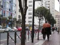 El mes de diciembre tendió a cálido, tres décimas más de lo normal, y húmedo en La Rioja