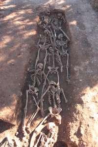 Cultura inicia una excavación arqueológica de urgencia ante el hallazgo de restos humanos en El Carrascal