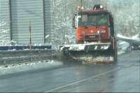 La Diputación de Valladolid extenderá 5.000 kilos de sal diarios en la red provincial de carreteras
