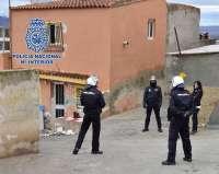 Desarticulado un clan familiar dedicado al tráfico de estupefacientes en Lorca