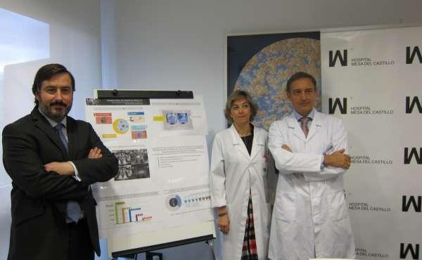 (AM) Mesa del Castillo, hito en urología nacional al actuar en cáncer de próstata sin necesidad de quitarla o irradiarla