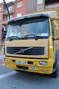 La venta de vehículos industriales crecen un 22% en 2014 y la de autobuses aumenta un 6,8% en Andalucía