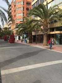 Concluye las obras de peatonalización de Luis Morote, en Las Palmas de Gran Canaria