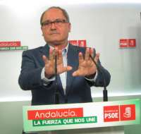 PSOE-A mantiene que si IULV-CA celebra un referéndum sobre la continuidad del Gobierno