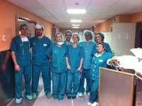 El Hospital San Pedro de Alcántara recibe la primera donación de órganos en asistolia tipo III que se hace en la región