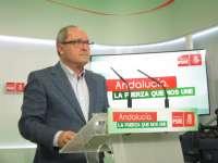 PSOE-A critica que Gobierno haya tenido
