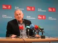 El PSdeG pide un pleno extraordinario para hablar del paro, el