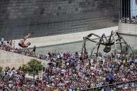 El Red Bull Cliff Diving World 2015 volverá a la Ría de Bilbao el 26 de septiembre