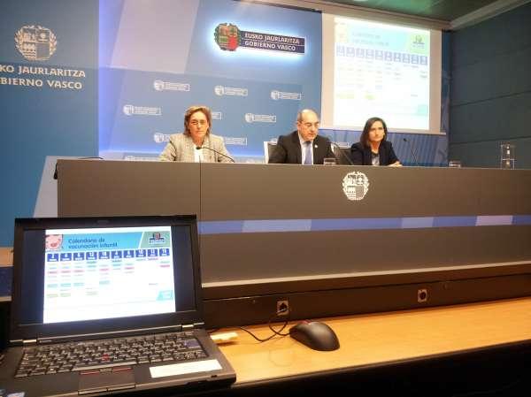 Euskadi incluirá antes de septiembre la vacuna contra el neumococo en el calendario infantil