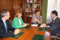 Diputaciones de Soria, Cuenca y Teruel impulsarán una Unidad de Inversión Territorial Integrada contra la despoblación