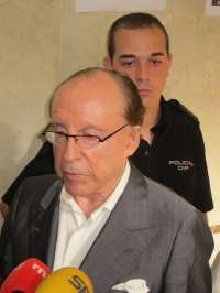 El juzgado declara en rebeldía procesal a José María Ruiz Mateos al no comparecer en el concurso de 'La Trapa'