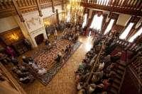 El Palacio de la Magdalena ampliará a los viernes por la tarde el horario de celebración de bodas civiles