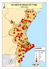 Investigadores de la UPV desarrollan un estudio para calcular el impacto económico de deslizamientos de laderas
