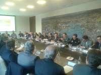 Castellano asegura que el trabajo conjunto entre seguridad privada y pública