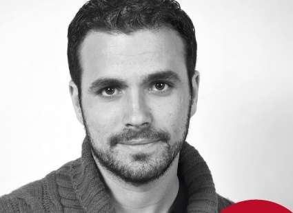 Alberto Garzón (IU) estará este miércoles en Gran Canaria