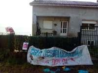 Stop Desahucios Compostela entregará este miércoles más de 200 autoinculpaciones por la protesta de Aríns