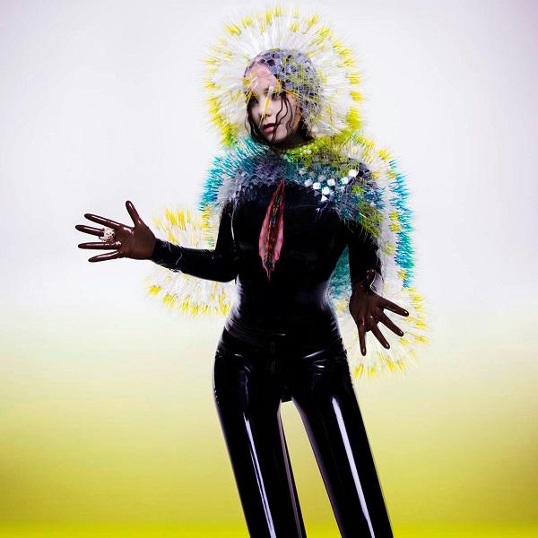 <p>La cantante islandesa Björk</p>