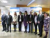 La ONCE dio cobertura social a 810 personas ciegas en Navarra en 2014, con una inversión de 542.000 euros