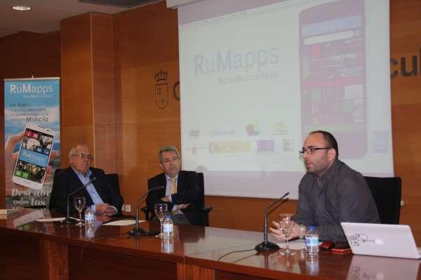 La aplicación 'RuMapps' reúne una amplia oferta cultural, turística y paisajística del territorio rural de la Región