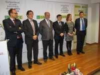 Pérez Blanco renueva como delegado de la ONCE en CyL y Arancha Casado toma posesión de la Presidencia del Consejo