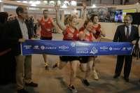 Zoido y Abel Antón presentan la maratón como prueba