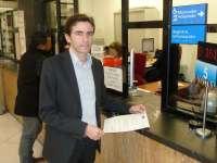 El PSOE solicita por escrito que el alcalde reciba a Amparo