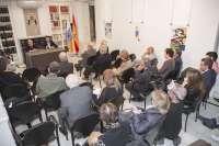 Carlos Alonso valora con los residentes canarios en Madrid las oportunidades que ofrece Tenerife