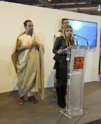 Nace 'Italicaap', una aplicación móvil para realizar visitas interactivas a su teatro romano