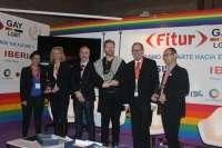 La fiesta de 'Los Palomos' recibe el premio al Evento LGBT
