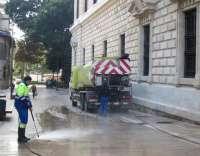 Ayuntamiento de Málaga asegura que los contratos de limpieza están