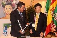 Diputación firma un acuerdo con China Business Travel para la promoción turística de la provincia