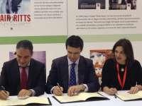 Bendodo y Soria renuevan el convenio que permitirá invertir un millón en la Costa del Sol