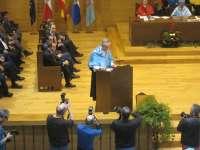 Hispanista John Elliot insta a España a mirar a Constitución y a pasado para resolver los