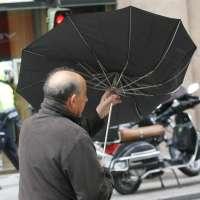 La Aemet mantiene el nivel naranja por vientos y fenómenos costeros en la Región