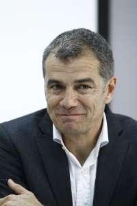 El diputado nacional de UPyD Toni Cantó visita este domingo la ciudad de Murcia