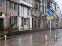 El 112 Galicia atendió más de 80 incidencias, la mayoría por caída de árboles, desprendimientos e inundaciones