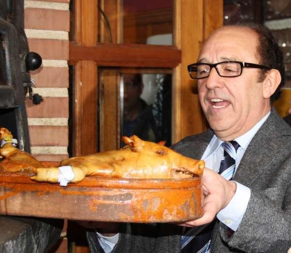 Segovia llevará a Madrid Fusión el cochinillo, sus 'dulces moradas', vinos y el mejor gin tonic de España de 2014